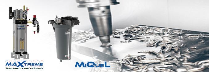 MQL - Lubrificazione minimale