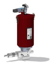 Hydraulic control pump