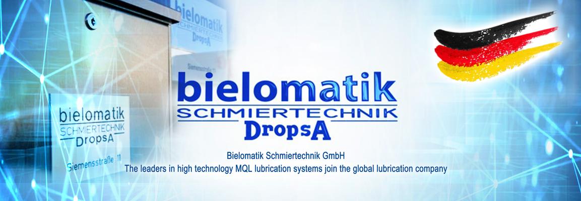 Bielomatik加入Dropsa