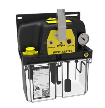 Prismart pompa elettrica olio o grasso fluido