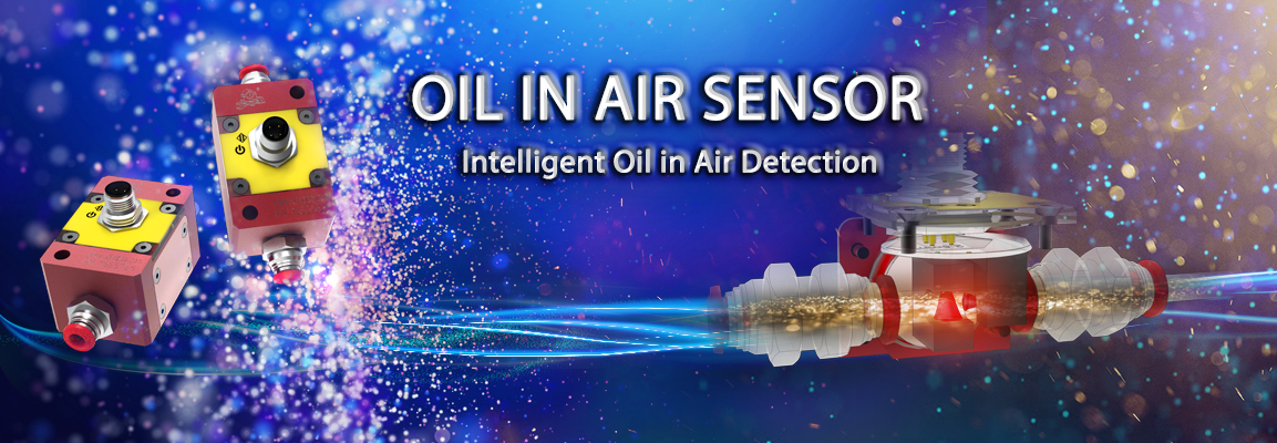 Oil in Air Sensor