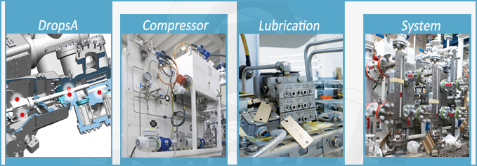 Air compressor lubrication system