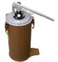 Pompe per ingrassaggio a pistone ad alta pressione
