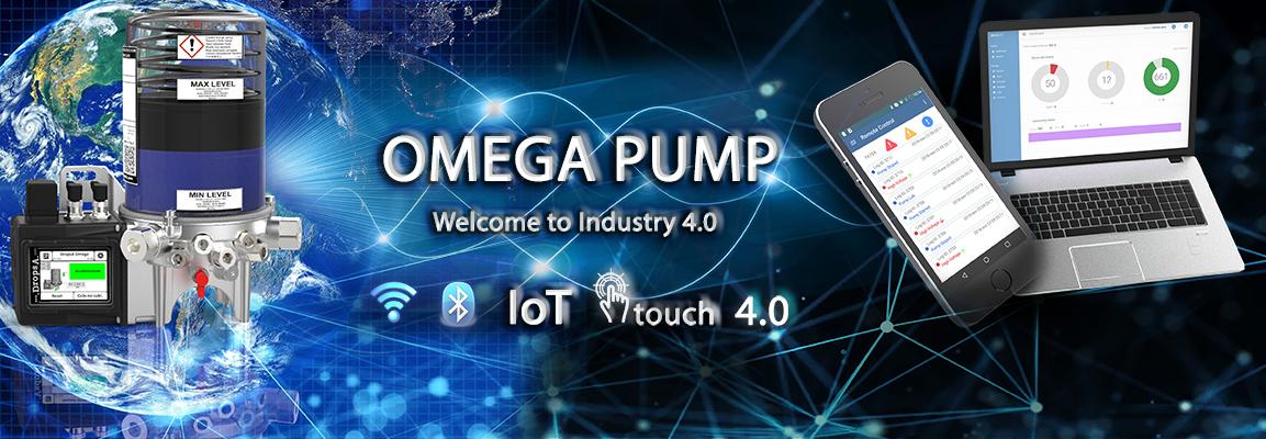 Автоматический насос Omega Automatica 4.0