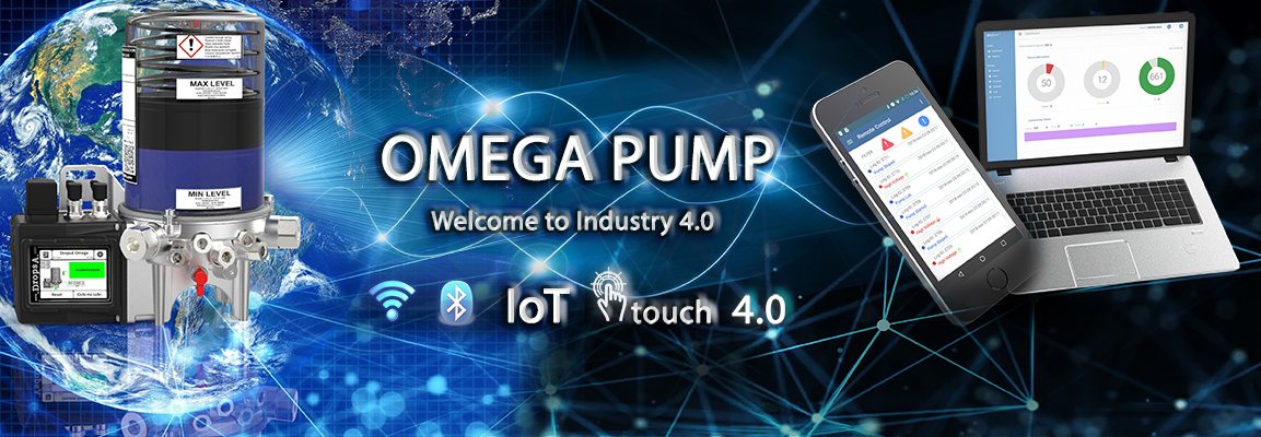 Bomba Omega Automática 4.0