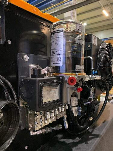 Omega Automatic Pump
