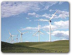 Lubrication wind turbines