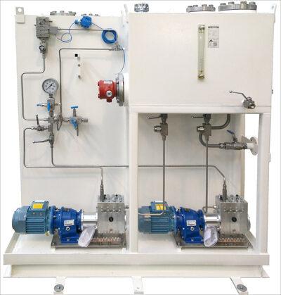 Lubrificazione per i cilindri dei compressori