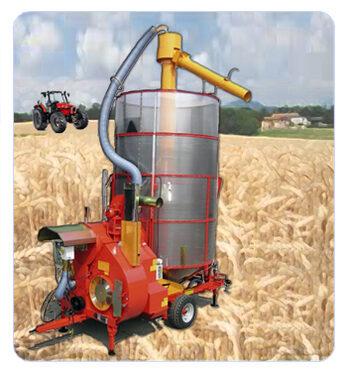 Essiccatore per cereali