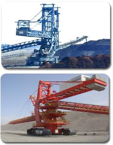 Lubrication of spreaders used in the open pit mining sector
