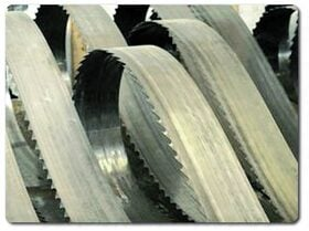 Some bandsaw blades