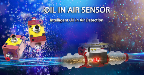 Oil in Air Sensor