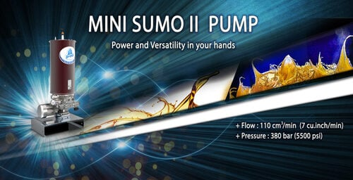Mini Sumo II pump