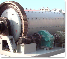 Cement mill: lubrication system