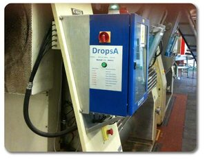 DropsA greasing and lubrication