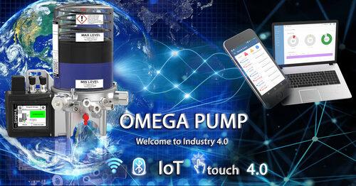 Automatic Omega pump 4.0