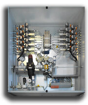 Sistema di monitoraggio della portata dell'aria