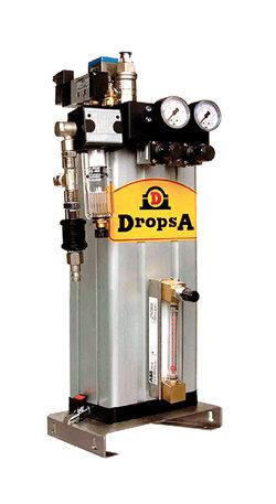 MKD Dual minimal lubrication unit