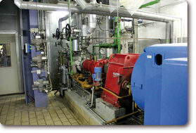 sistemi industriali per inceneritori