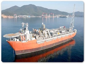 Marine turret lubrication for FPSO