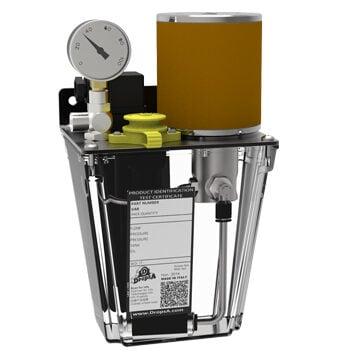 Pompa Pneumatica ad olio Serie 3103135-38