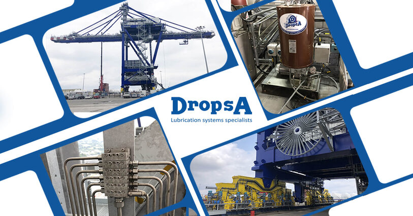 Dropsa Lubrication systems specialists